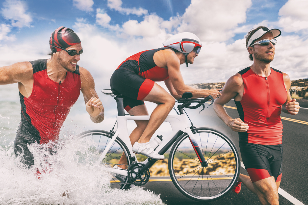 Competing in An Ironman Triathlon