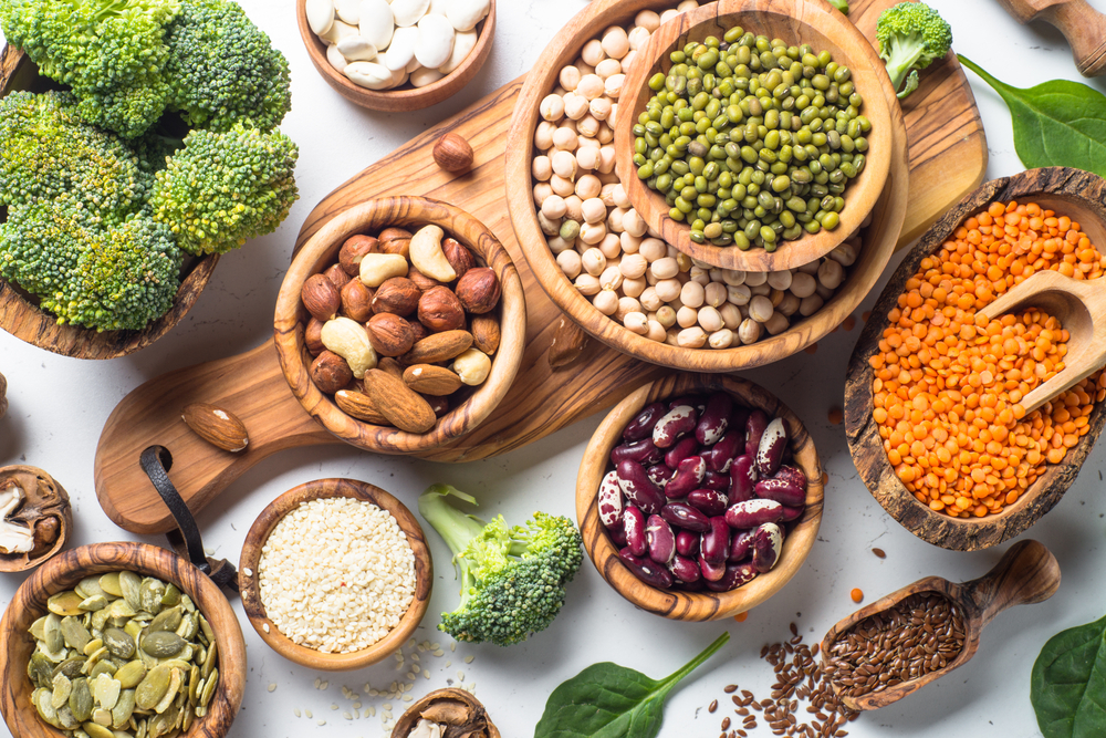 Can a Vegetarian Diet Contribute to Muscle Gain?