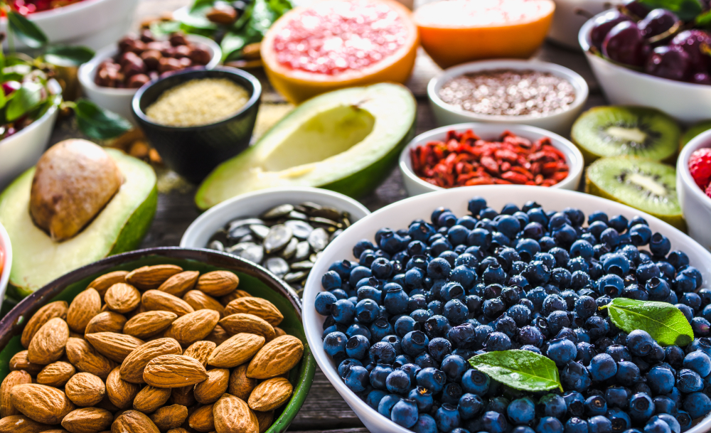 The Vegetarian Nutrition for a Triathlete